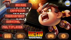 Head Basketball скачать Android