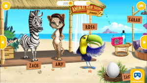 Jungle Animal Hair Salon 2 полная версия
