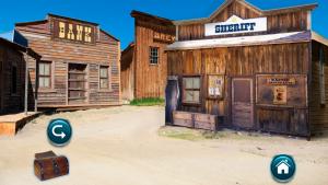 The Ghost Town для андроид