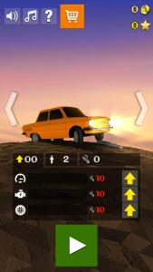 Злой Муду - Hill Climbing Taxi скачать для андроид