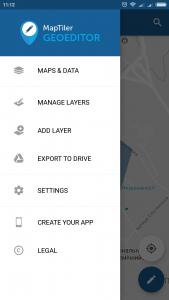 геоданные для карт GeoEditor for MapTiler