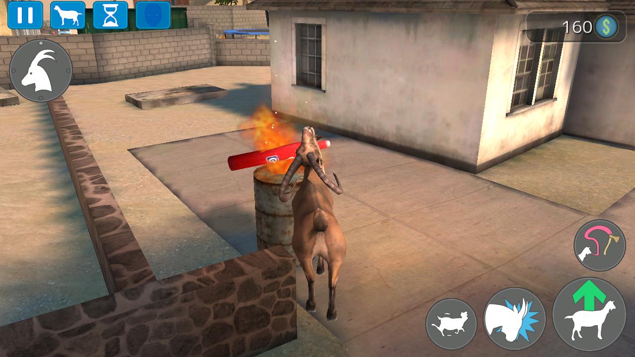 Скачать бесплатно игру на компьютер симулятор козла