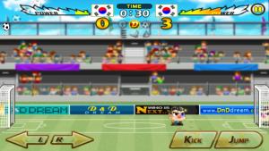 скачать взломанный head soccer