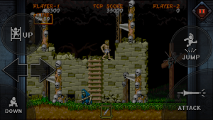 скачать Ghouls'n Ghosts MOBILE на андроид