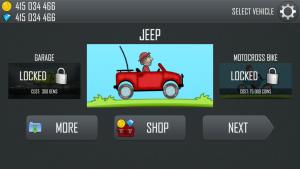 скачать Hill Climb Racing для Android