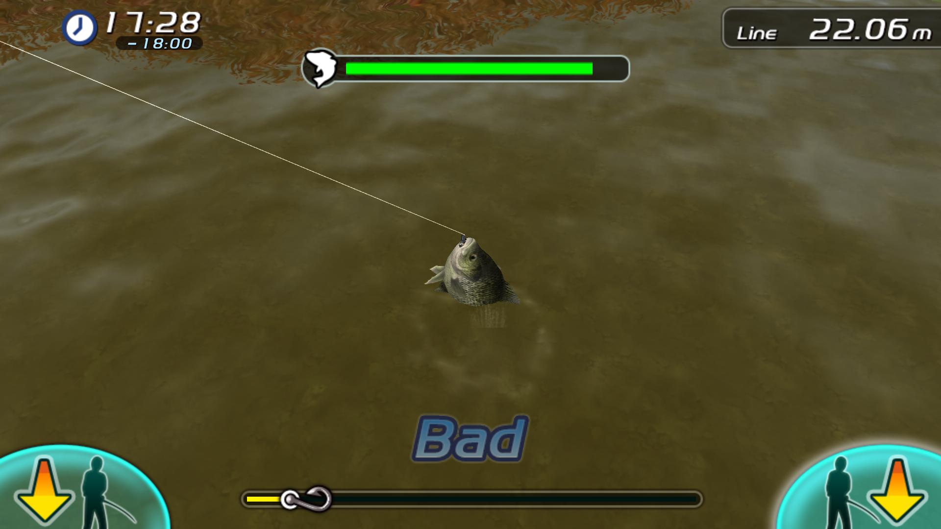 Скачать Рыбалку в 3д на телефон