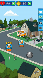 Family Guy игра для Android