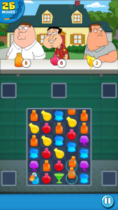 Family Guy Freakin Mobile Game скачать для android