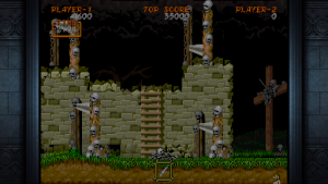 Ghouls'n Ghosts MOBILE игра