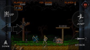 Ghouls'n Ghosts MOBILE на андроид