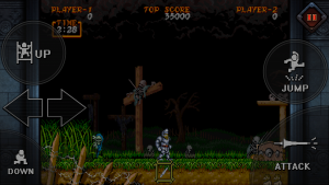 Ghouls'n Ghosts MOBILE скачать