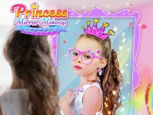 Принцесса зеркало Selfie скачать