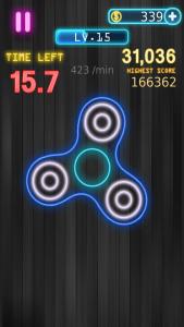Спиннер - Fidget Spinner на андроид