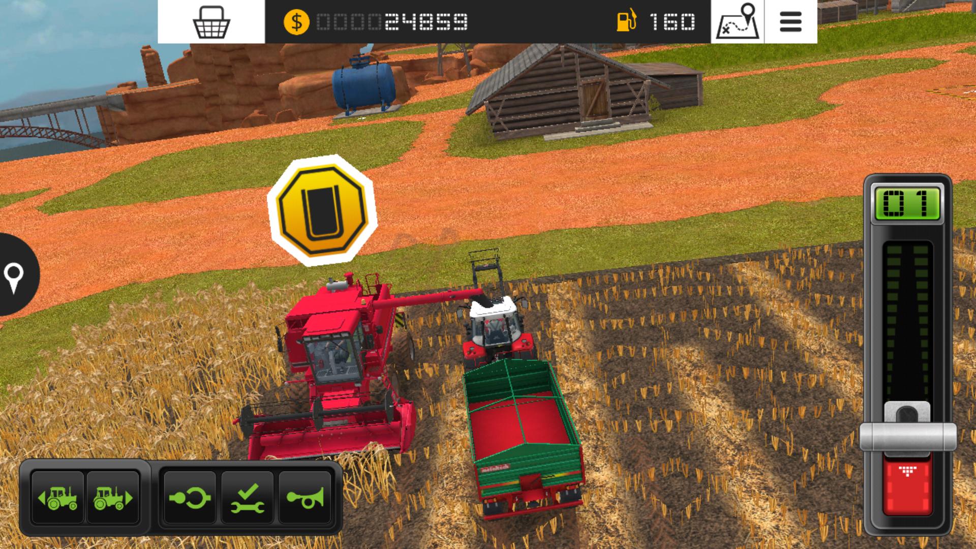 Скачать фермер симулятор 2018 с яндекс диска
