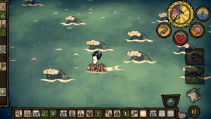 Don't Starve Shipwrecked на андроид