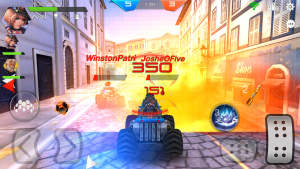 Overload Online Car Battle игра