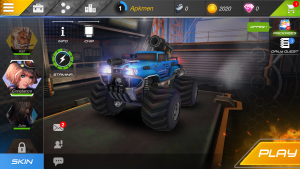 Overload Online Car Battle на андроид