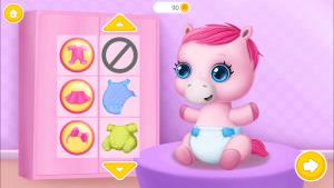 Pony Sisters Baby Horse Care взлом