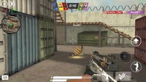 скачать бесплатно MaskGun ® Multiplayer FPS