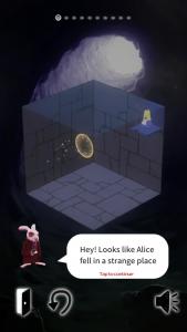 AliceInCube головоломка