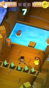 Blocky Pirates для андроид