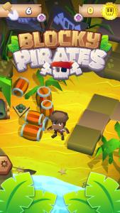 Blocky Pirates скачать