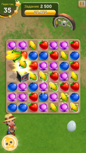 Harvest Swap головоломка