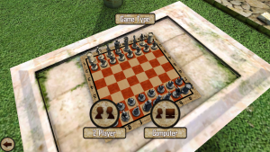 Warrior Chess на андроид