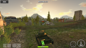 World Of Steel Tank Force для андроид