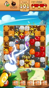 Angry Birds Blast взлом