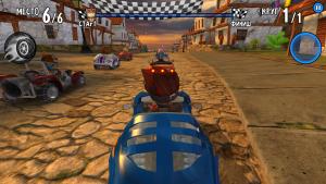 Beach Buggy Racing взлом