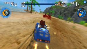 Beach Buggy Racing много денег