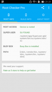 Root SU Checker & Busy Box Pro скачать