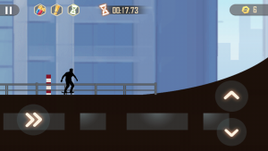 Shadow Skate для андроид