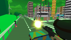 Frontline Alien Shooter for Android