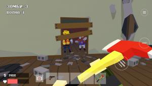 Pixel Combat Zombies Strike скачать