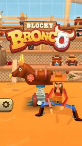 Blocky Bronco скачать