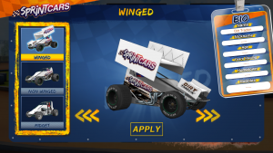 Dirt Trackin Sprint Cars для Андроид