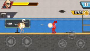 Fist of Rage 2D Battle Platformer взлом