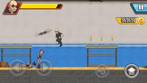 Fist of Rage 2D Battle Platformer для Андроид