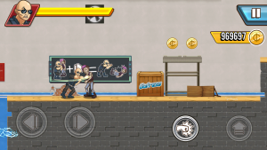 Fist of Rage 2D Battle Platformer скачать