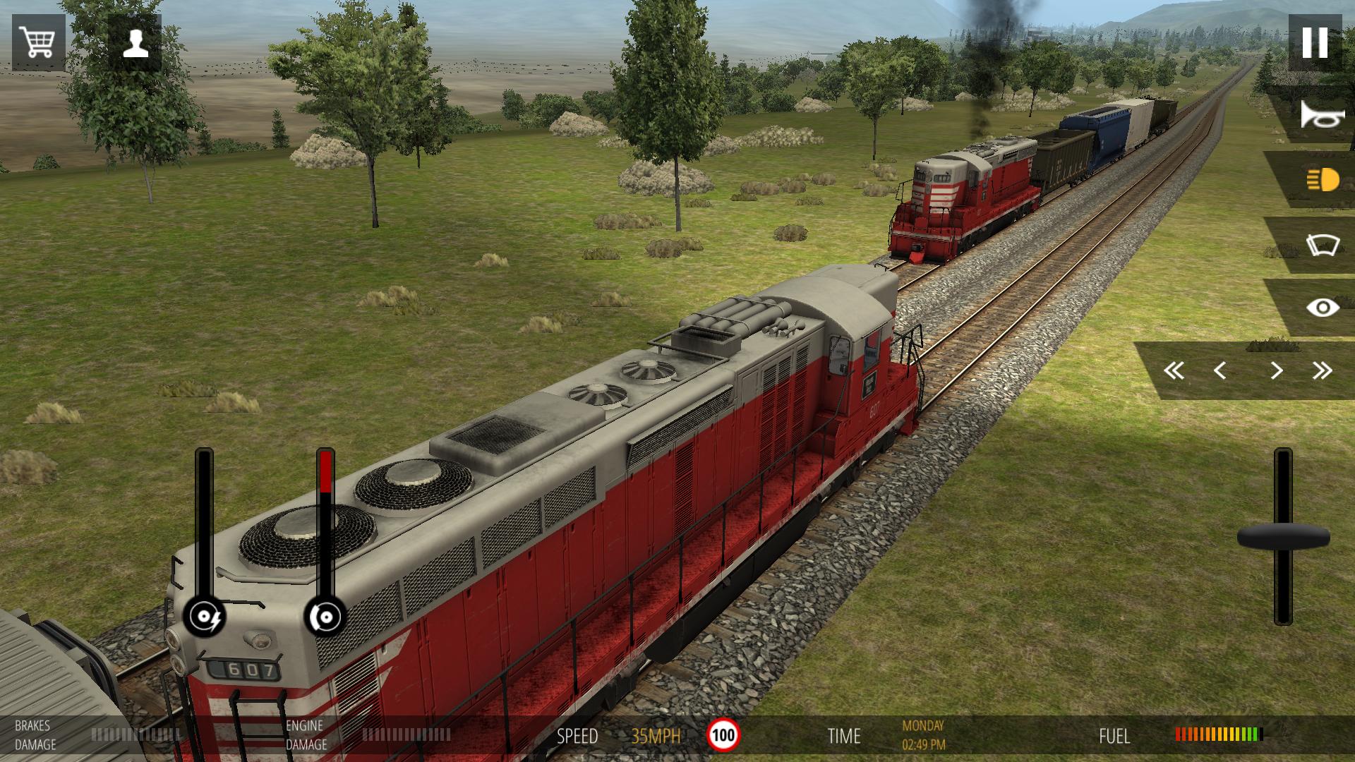 Скачать игры на андроид симулятор поездов