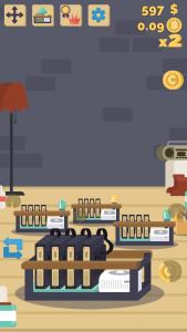 Симулятор добычи биткоинов для Андроид