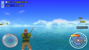 Excite Big Fishing игра