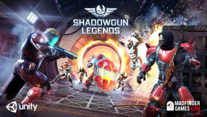 Shadowgun Legends скачать