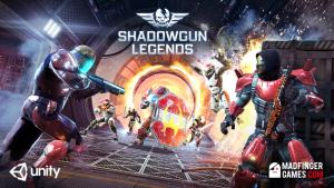 Shadowgun Legends скачать