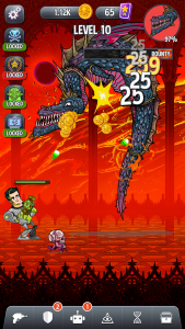 Tap Busters Galaxy Heroes for Android
