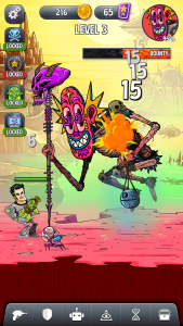 Tap Busters Galaxy Heroes free download