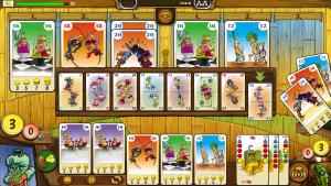 Карточная игра для Андроид Bohnanza The Duel