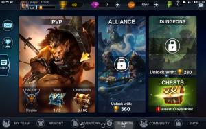 Champions Destiny игра